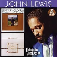 Wonderful World Of Jazz/evolut [Import] (Album). Lewis John - wonderful_world_of_jazzevolut_import-lewis_john-1296824-frnt