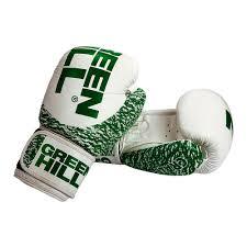 <b>Перчатки боксерские Green Hill</b> Craze, натуральная кожа - купить ...