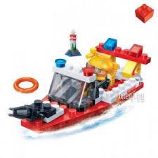 <b>Конструктор BanBao Пожарный</b> катер 62 дет. 7119 / 294222