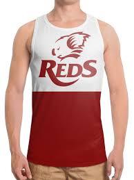 "Борцовка с полной запечаткой ""Редс регби"" #2710883 от rugby ..."