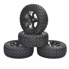 <b>1/10</b> 4PCS High Performance RC <b>Rally</b> Car Grain Rubber <b>tires</b> and ...
