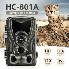 Hunting Camera 16MP HC-801G 3G Wild Camera & <b>HC801A</b> ...