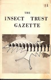 The Insect Trust Gazette - Invisible City