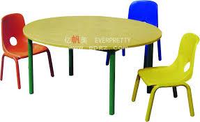 nursery school furniture kids plastic table with chair baby kids furniture baby kids kids furniture