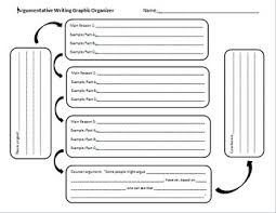 amp  amp  amp Graphic organizer for writing an argumentative essay amp  amp  amp  Argumentative essay counter argument  www lk projekt pl