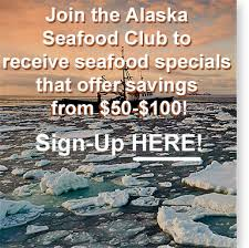 <b>Alaska</b> Seafood! 100% <b>Wild</b> King Crab, <b>Salmon</b>, Shrimp, Halibut