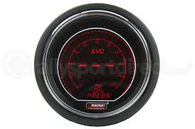 ProSport Evo <b>Oil Pressure</b> Gauge   216EVOEOP.PSI - <b>Free Shipping</b> ...