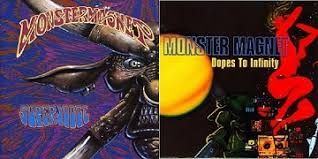 Back 2 Back : <b>Monster Magnet</b> '<b>Superjudge</b>' Vs 'Dopes To Infinity'