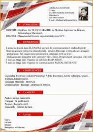 cv en format excel resume format examples cv en format excel english cv cv en anglais trouvertravail cv format word modeledecvformatword 6 cv