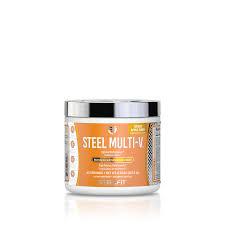 <b>Multivitamin and Mineral</b> Powder for Athletes | Steel <b>Multi</b>-<b>V</b>™ | SteelFit