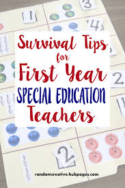 survival tips for first year special education teachers owlcation