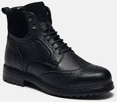 Мужские <b>ботинки</b> – купить в интернет-магазине RALF RINGER