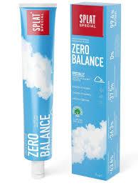Гипоаллергенная <b>зубная паста без</b> фтора Zero balance для ...