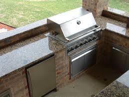Countertop For Outdoor Kitchen Incredible Best Countertop For Outdoor Kitchen 0 Indicates