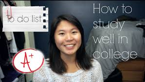how to study well in college how to study well in college