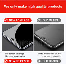 New 9D <b>Tempered Glass For Xiaomi</b> Redmi Note 7 6 Pro Screen ...