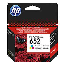 <b>Картридж HP</b> F6V24AE № <b>652</b> цветной для Deskjet Ink Advantage ...