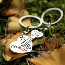 paired <b>keychain lovers key chain</b> heart – Buy paired keychain lovers ...