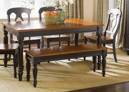 Two Toned Dining Room Sets Dining Nice Dining Room Table Sets With Bench Layout Plan Dal Tile