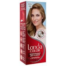 Тон 7/13 Темно-русый. <b>Крем</b>-<b>краска для волос Londa Color</b> ...