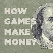 How Games Make Money