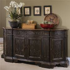 La Rana Furniture Bedroom Hooker Furniture Chests And Consoles Hand Painted Black Serpentine