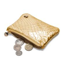 Aspinal of London <b>Кошелек SNAKESKIN</b>, <b>золотистый</b>, цена 13265 ...