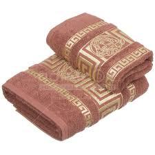 <b>Набор полотенец</b>, 50х90 см, 70х140 см, Silvano Версаче ...