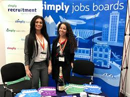 simply jobs boards linkedin make sure you come and talk to ashleigh jennifer on stand g1 who are representing simply marketing jobs simply s jobs careers in recruitment