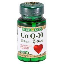 Купить Нэйчес Баунти <b>Коэнзим Q10</b> капс.<b>100мг</b> №60 от Нэйчес ...