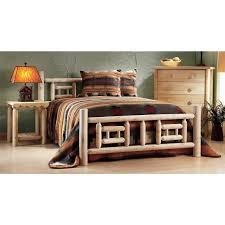 incredible rustic natural cedar furniture company cedar log side table with log bedroom furniture brilliant log wood bedroom