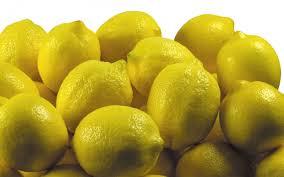 78 тонн свежих лимонов прибыло в северную столицу из Аргентины