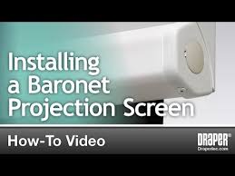 Экран моторизированный Draper Targa HDTV (9:16) 234/92 114 ...