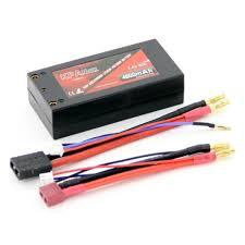 <b>Аккумулятор VANT Battery Li</b>-<b>Po</b> 7.4В 4600мАч 60C 2S Короткий ...