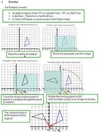 GCSE transformation translate, rotate, enlarge, tesselate, reflect ...maths transformation gcse revision
