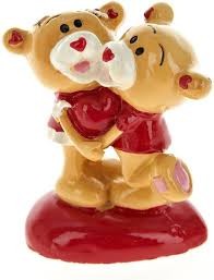 <b>Фигурка декоративная</b> ENS Group Влюбленный <b>мишка</b>, 3480182 ...