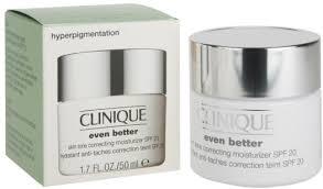<b>Clinique Even Better Skin</b> Tone Correcting Moisturizer SPF 20 50ml ...