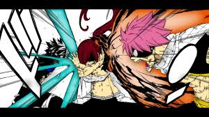 Speed Paint Color  Fairy Tail manga chapter        YouTube Speed Paint Color  Fairy Tail manga chapter
