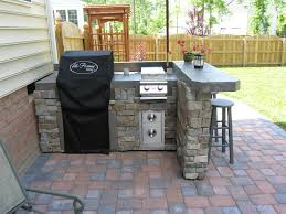 patio outdoor stone kitchen bar:  ideas about outdoor kitchen plans on pinterest kitchen planning outdoor kitchens and large gazebo
