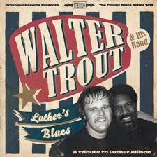 Exclusive Video: <b>Walter Trout</b> Discusses His New Album, '<b>Luther's</b> ...