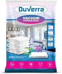 DUVERRA <b>DA_FK_00046</b> High Volume Storage Vaccum Bags ...