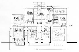 Nantucket House Plan   Home Plans By Archival DesignsNantucket   House Plan   Cape Cod   First Floor