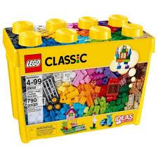 Купить <b>конструктор LEGO Classic Набор</b> для творчества ...