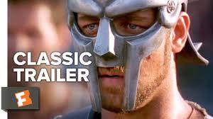 <b>Gladiator</b> (2000) Trailer #1 | Movieclips Classic Trailers - YouTube