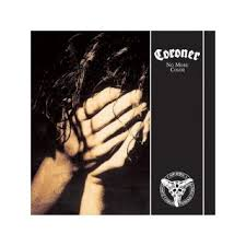 <b>CORONER</b> -- <b>No More</b> Color LP BLACK, 16,56 €