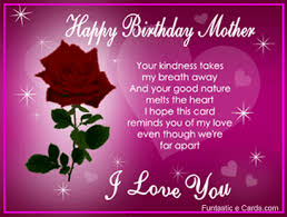 PICTURES FOR DECEASE MOTHER | Mother B day Card Mother birthday ... via Relatably.com