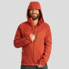 <b>Мужская куртка</b> для горного треккинга TREK 900 WINDWARM ...