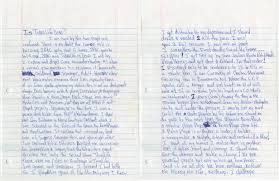 lot detail tupac shakur four page handwritten and signed essay tupac shakur four page handwritten and signed essay to black american youth written from prison
