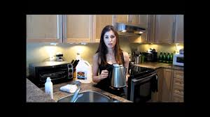 How to Descale a Kettle (Easy Household Cleaning Ideas That Save ...