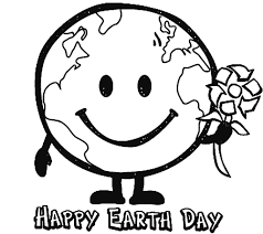 Small Picture Earth Coloring Page Earth And Moon Coloring Page Free Printable